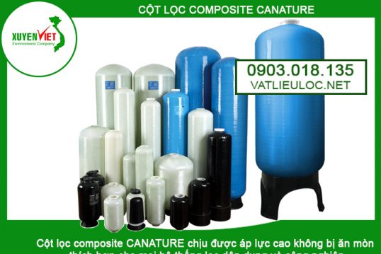 Cột lọc composite CANATURE