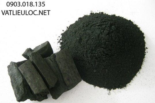 Nguyên liệu sản xuất than hoạt tính – Vật liệu lọc nước