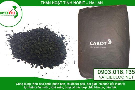 Than hoạt tính Norit PK 1-3 lọc nước (Hà Lan) giá tốt – Vật liệu lọc nước
