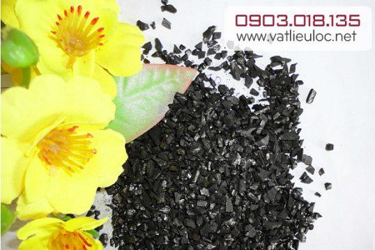 Than hoạt tính dạng hạt và giá than hoạt tính dạng hạt – Vật liệu lọc