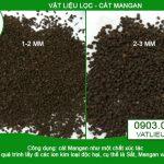 Nơi cung cấp,bán Cát Mangan tốt nhất giá rẻ,uy tín-Hotline : 0903.018.135