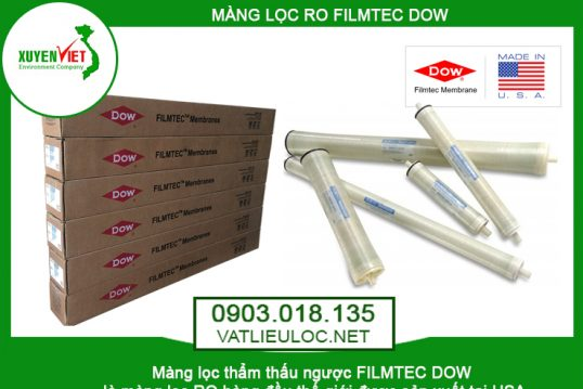 Màng lọc nước RO Filmtec Dow
