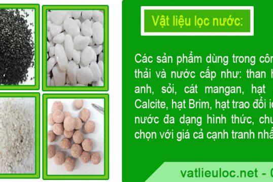 Vật liệu lọc Lộc Ninh