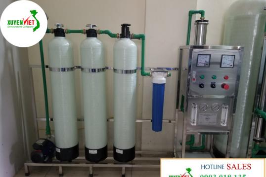 Vật liệu xử lý nước nhiễm mặn – Vật liệu lọc nước nhiễm mặn Xuyên Việt
