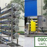 Xử lý nước nhiễm mặn – Công ty xử lý nước lọc nước nhiễm mặn uy tín