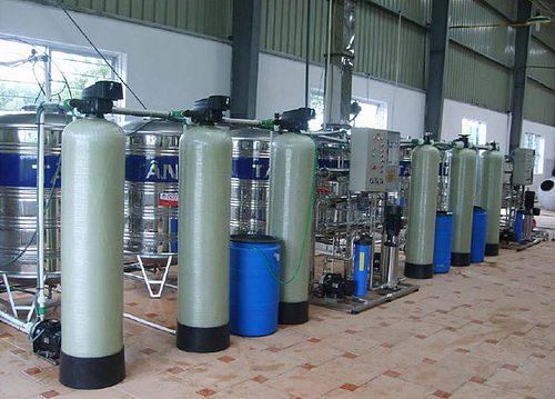 Hạt nhựa trao đổi ion cation làm mềm xử lý nước cứng lò hơi – Vật liệu lọc